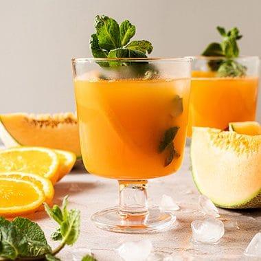 Orange Energy Juice