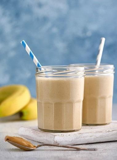 Peanut Butter Power Shake