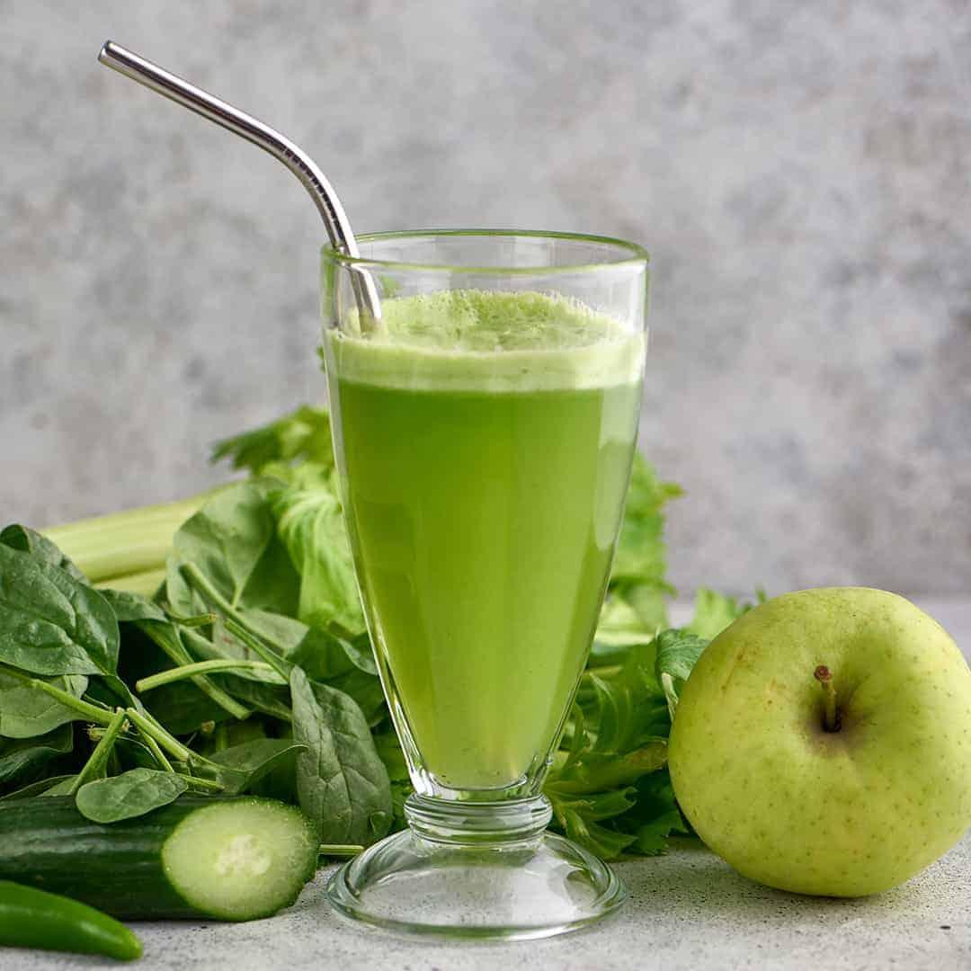 Green Monster Drink